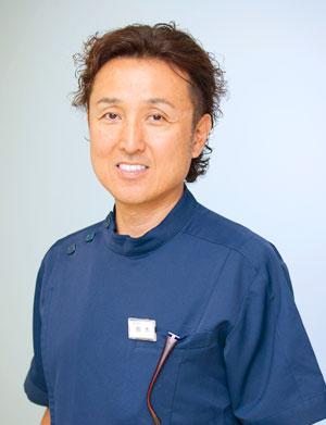 理事長鈴木高弘